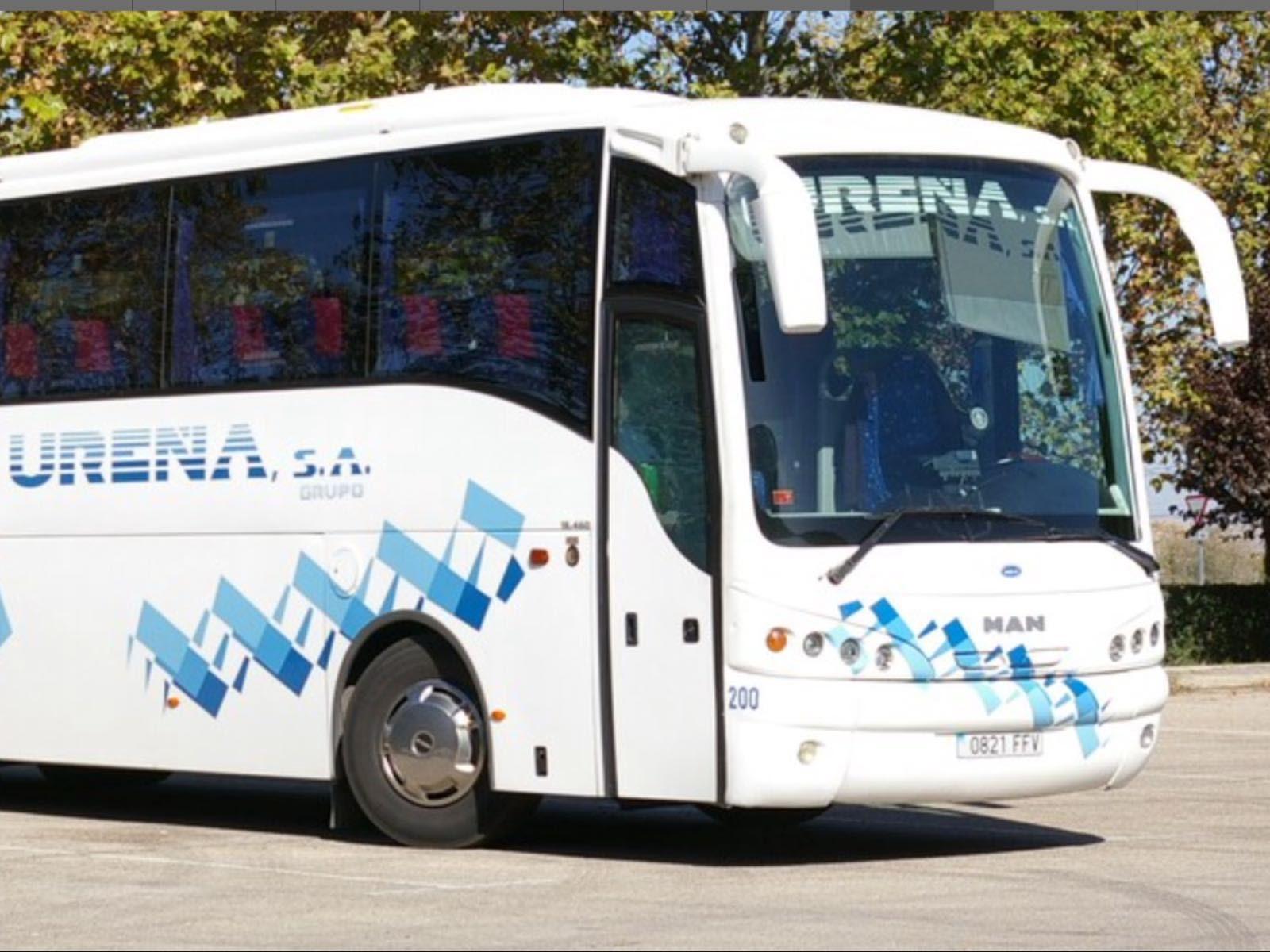 ureña bus