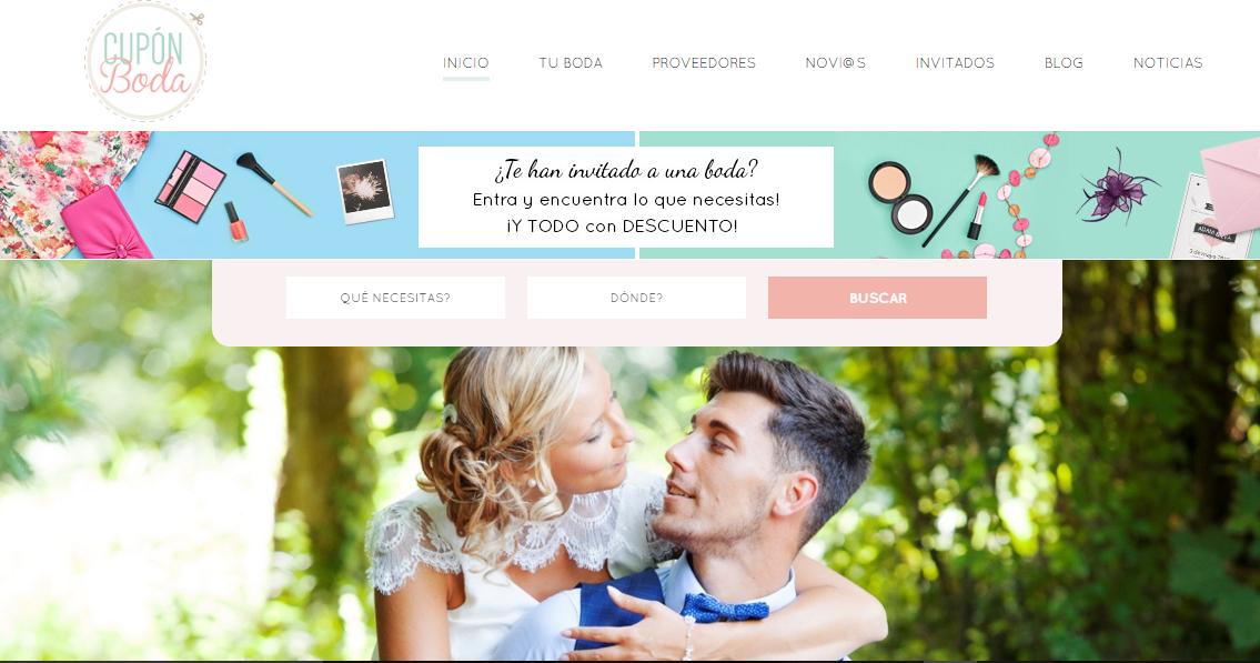 pantallazo web